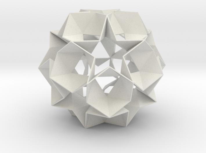 12 Star Ball - 11.2 cm 3d printed