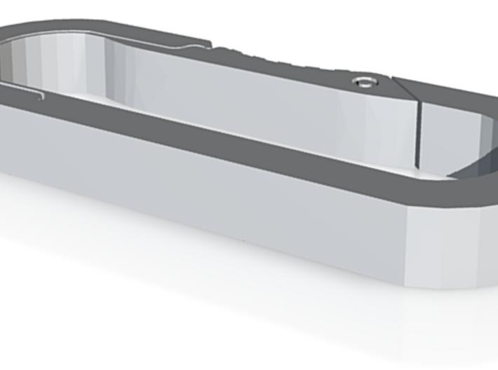 Carabiner 001.1 3d printed