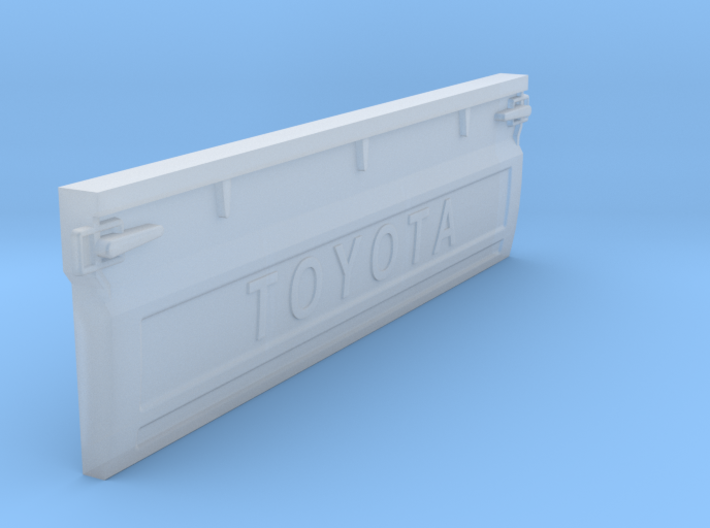 TRUCK TAILGATE 3d printed