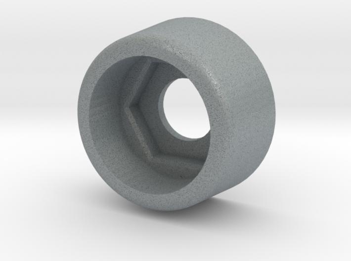 Kniter CO 607 S Cover Black Plastic 3d printed