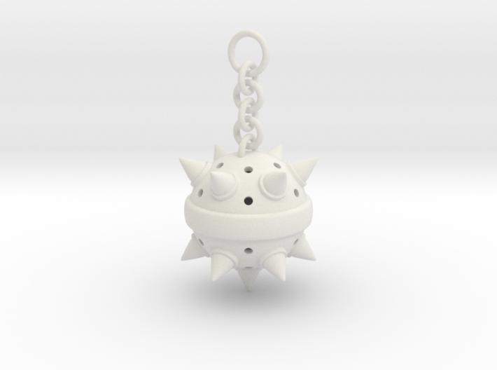Custom Spikeball 3d printed