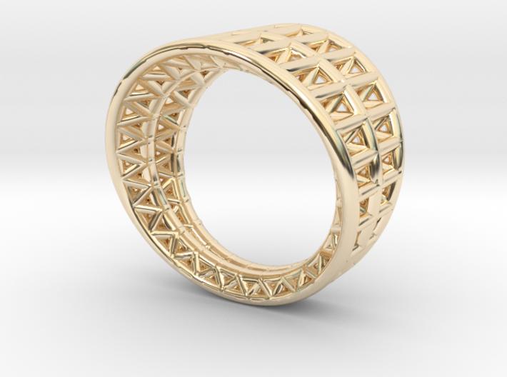 Framework Ring 3d printed
