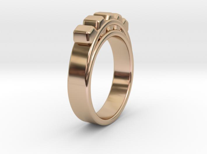 Ø18.19 mm Ring Ø0.716 inch 3d printed