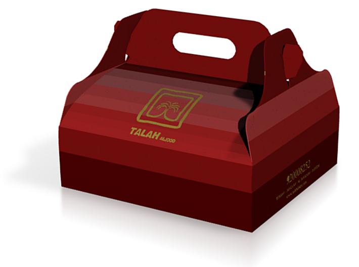 Talah7 3d printed