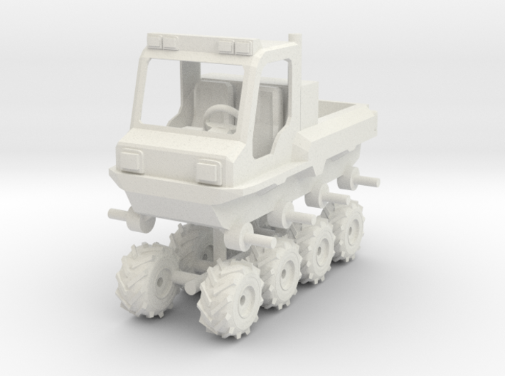 1/64 Scale AVP 8x8 3d printed