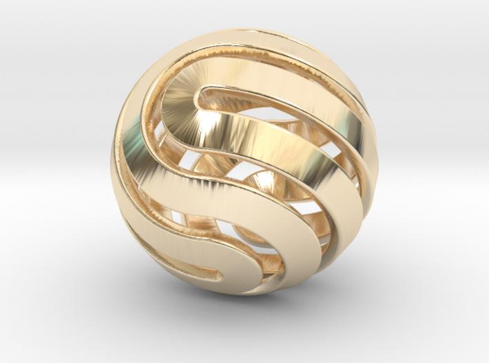 Ball-14-4 3d printed
