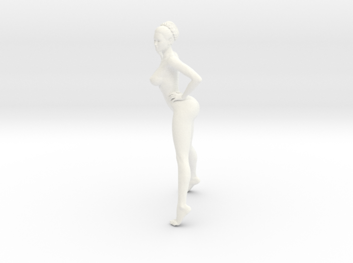 Long Leg Lady scale 1/10 025 3d printed