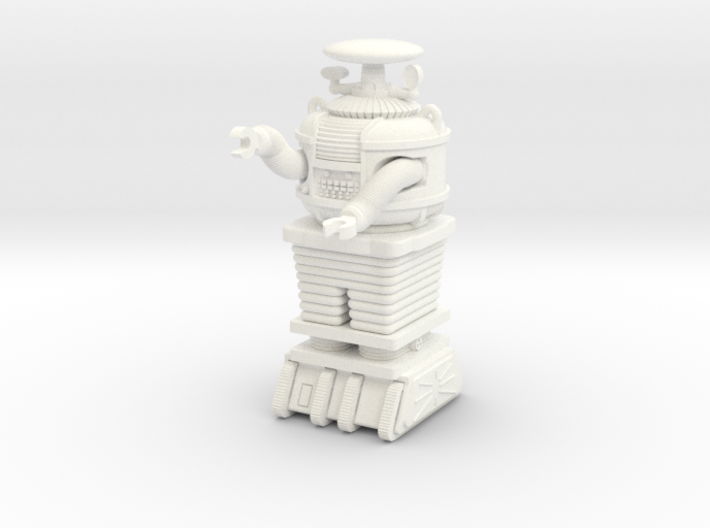 X97-B9D5  2 INCH 1/35th Scale Robot 3d printed