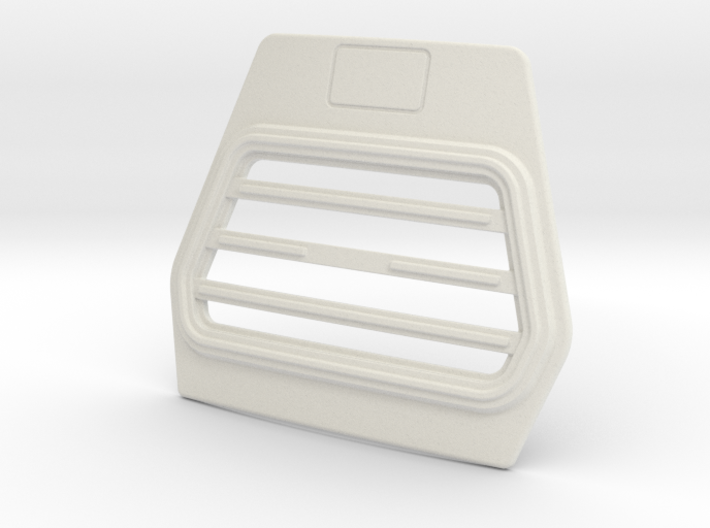 DAF-cab-grill-B-1to24 3d printed