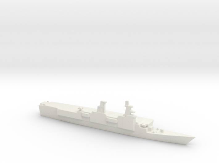 Air-Capable Spruance, 1/3000 3d printed