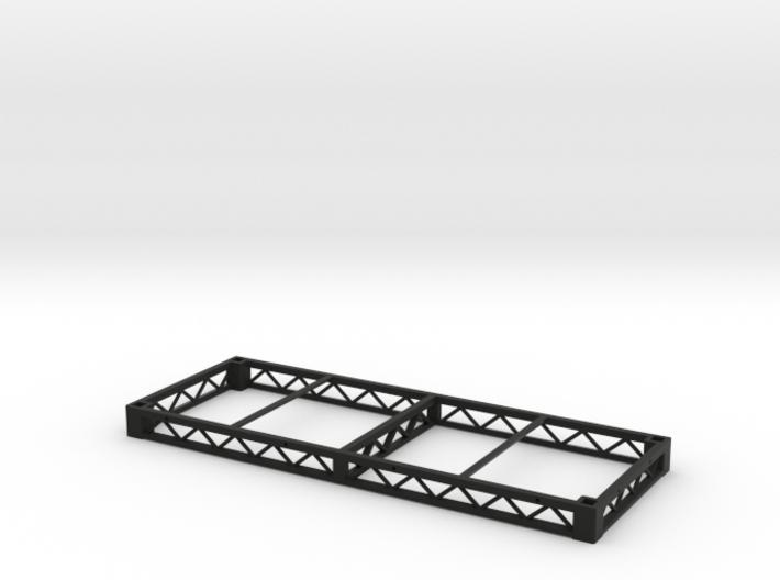 1:25 Platform 8x3, frame only 3d printed