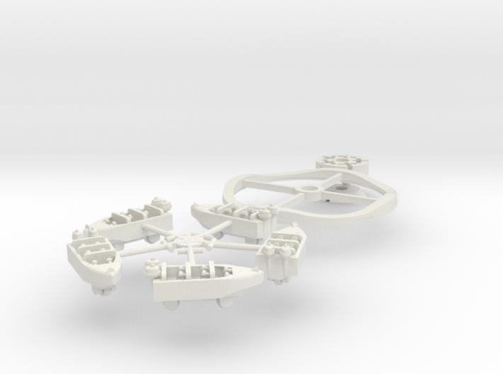 Hamptonboats2 3d printed