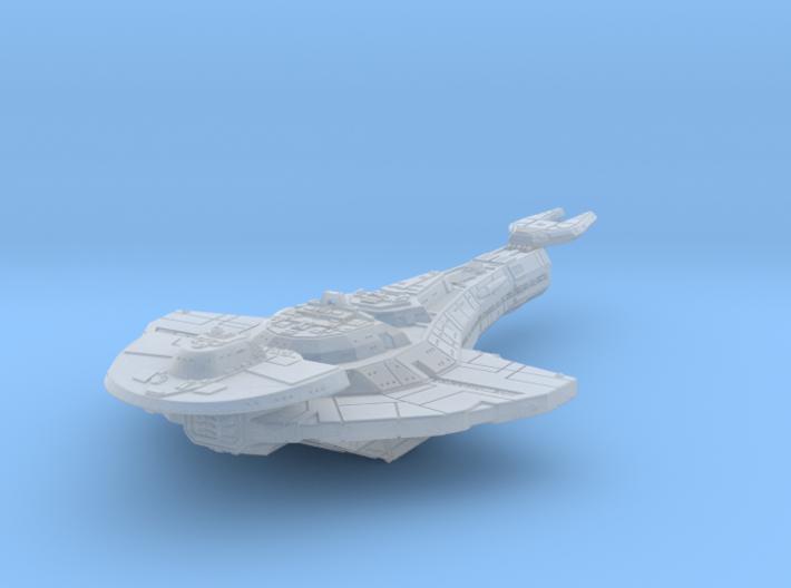 CU Destroyer 5k 3d printed