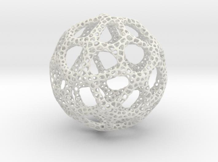 Voronoi Sphere 200mm 3d printed