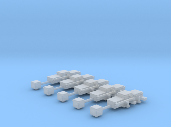 N Scale Switch Machines (5) M23 3d printed
