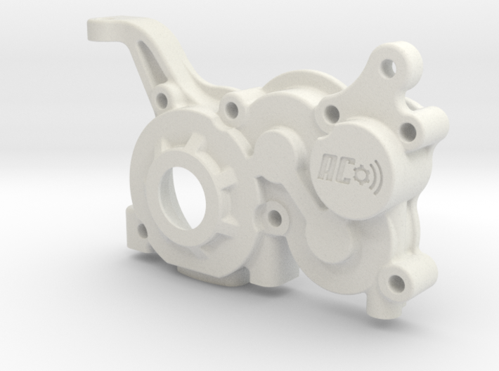 B5M LCG 4gear Right Gearbox 3d printed