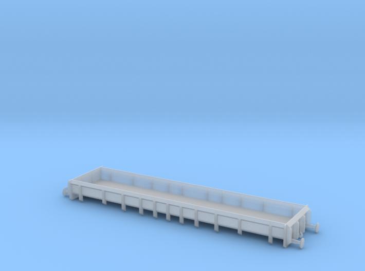 ZCA Sea Urchin - N Scale - Type A 3d printed
