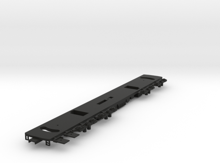HO Frame for R44/46 A and B Cars Nonpowered 3d printed
