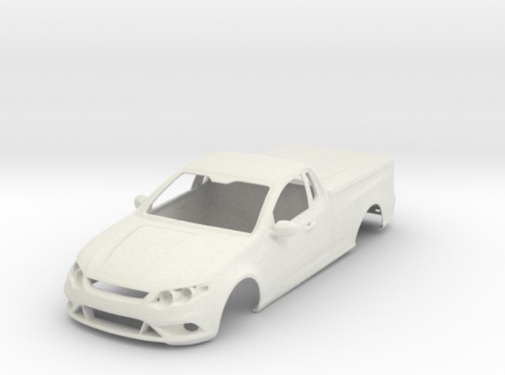 125 FG MKIV 3d printed