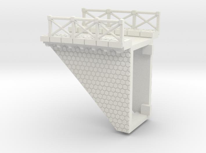 NV3M13 Small modular viaduct 1 track 3d printed