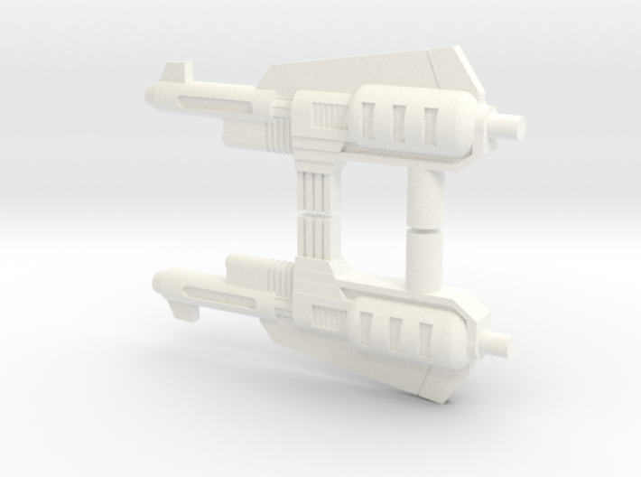 Update Blaster 2x Set 3d printed
