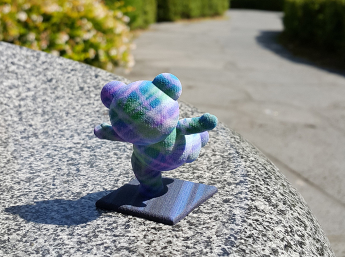 Teddy Bear - Big 3d printed