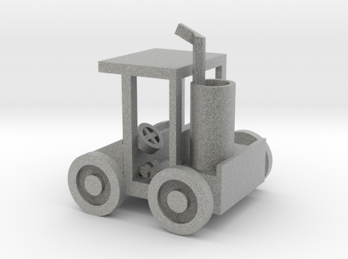 Small Golf Car 3d printed