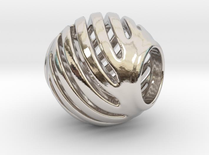 Pandora Charm Geo 1 3d printed
