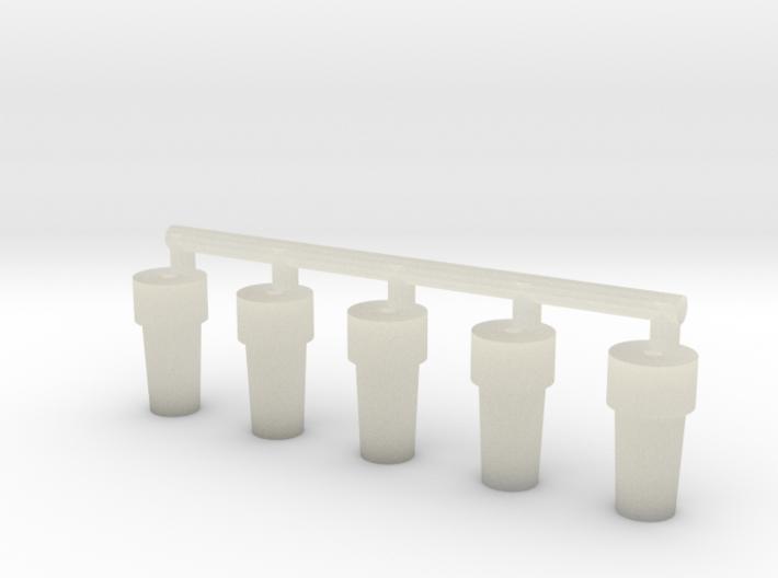 Magnet Locators (scout pegs) x5 3d printed
