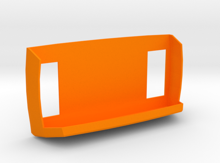 E-ZPass Color Plate 3d printed