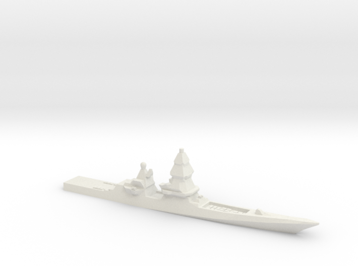 Project 23560E Shkval Destroyer, 1/2400 3d printed