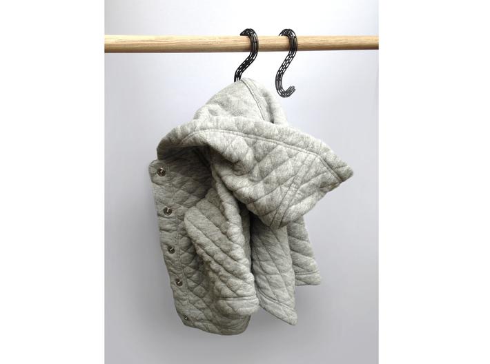 'CROSS' Kitchen Towel hook 3d printed