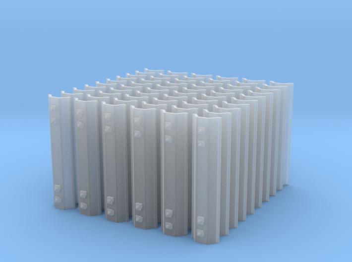 60 Dachschwellen 0f für Peco c.80 3d printed