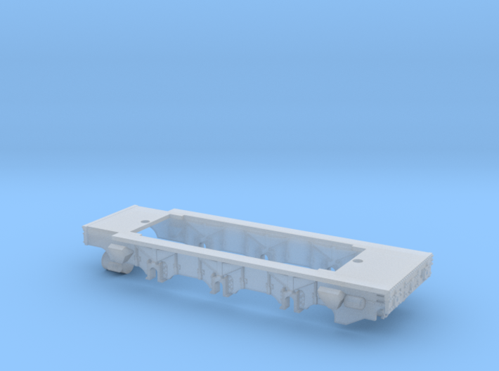 Class 11 Chassis 3d printed