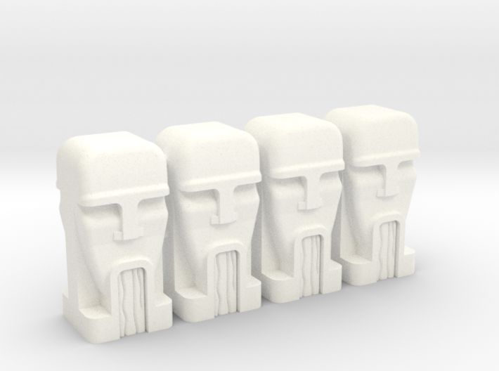 Artifacts Inc. Score Markers (4 pcs) 3d printed