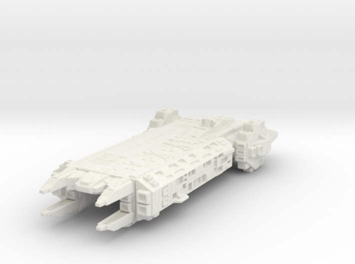 carrier ship 3d printed