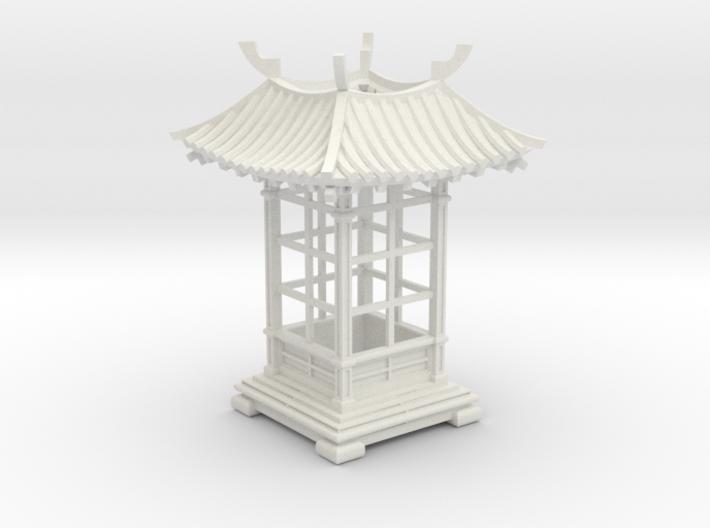 Japanese Pavilion Votive Shade 3d printed
