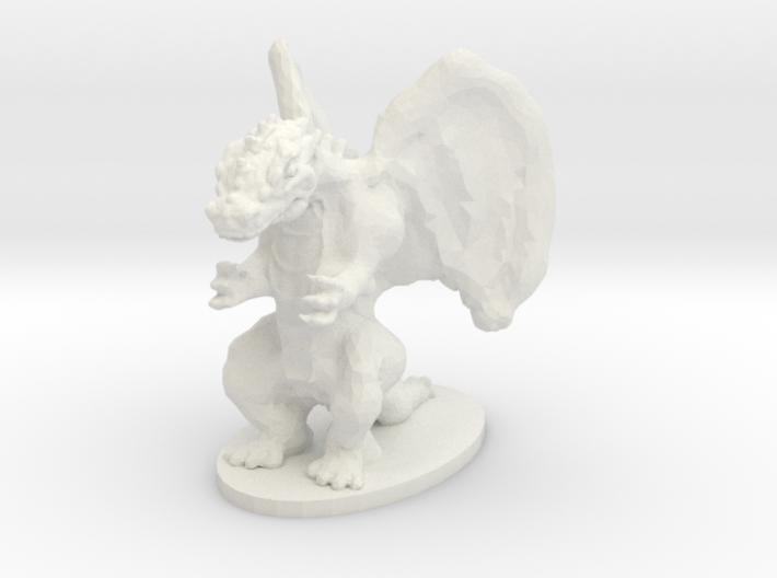 Dragon Miniature 3d printed