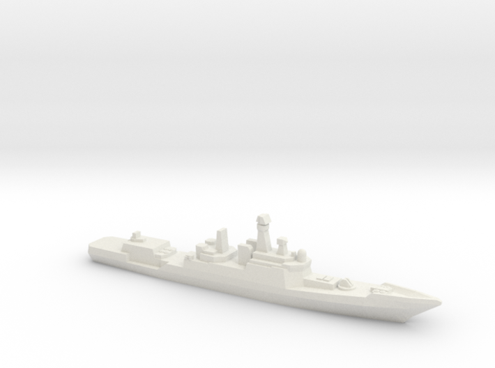 Project 21956, 2005 version, 1/1800 3d printed