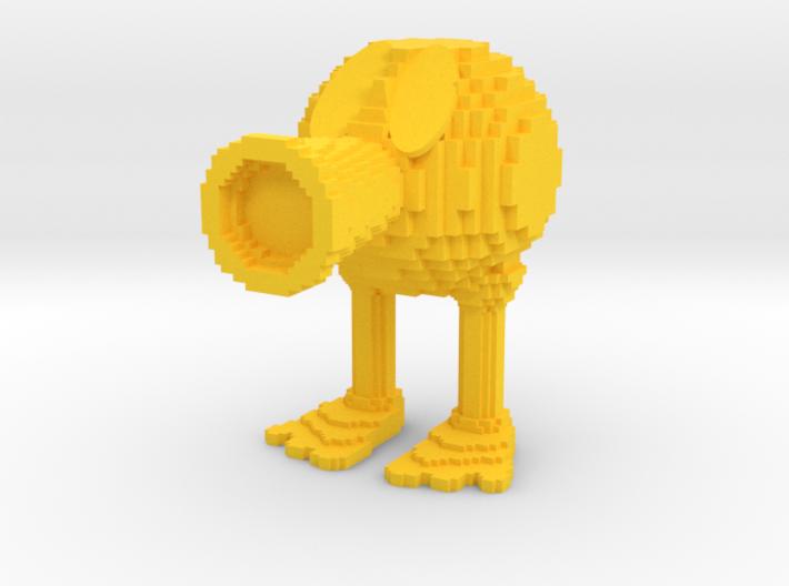 Q-BERT 3d printed
