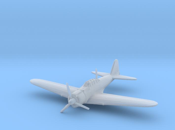 Mitsubishi A6M Zero 1/200 3d printed