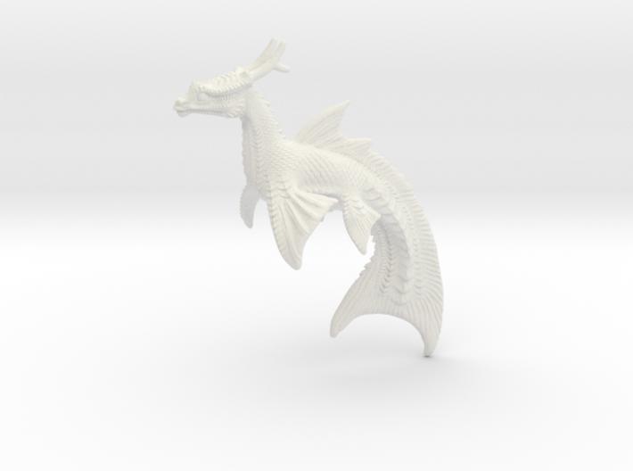 Koi Dragonfish 3d printed