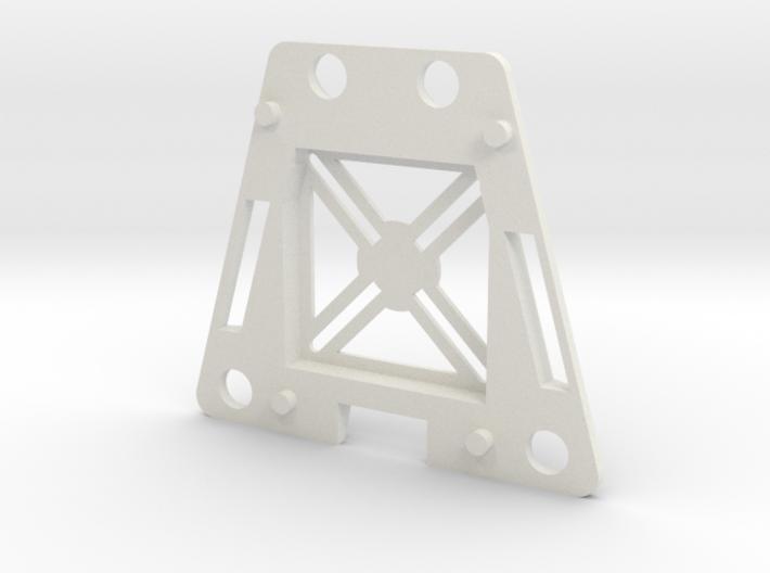Main Body Upper (YD-5C) 3d printed
