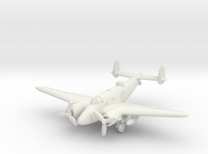 Lockheed PV-1 Ventura 6mm 1/285 3d printed