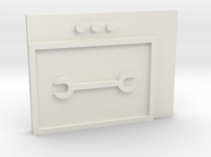Maintenance 3d printed