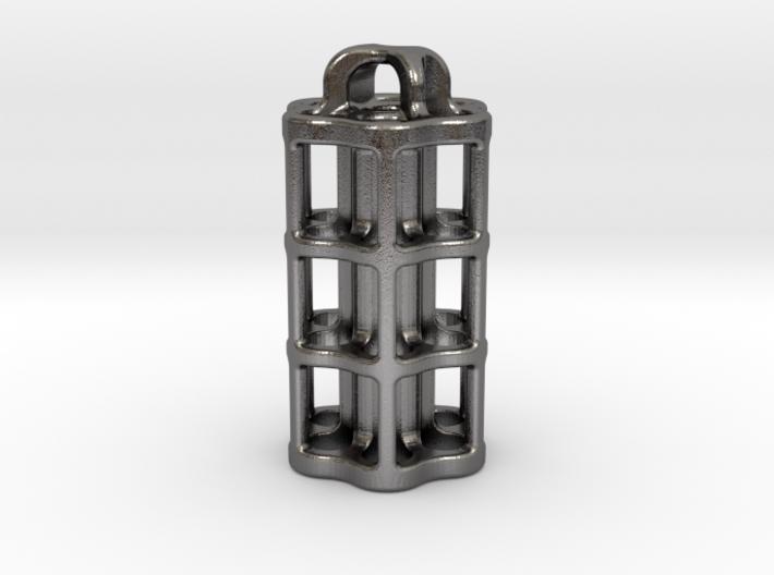Tritium Lantern 5C (3x25mm Vials) 3d printed