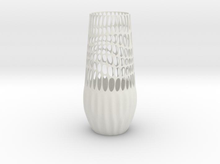 Epidermis Vase 3d printed