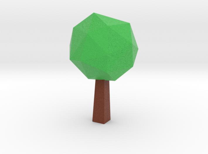 Ashen Green 3d printed