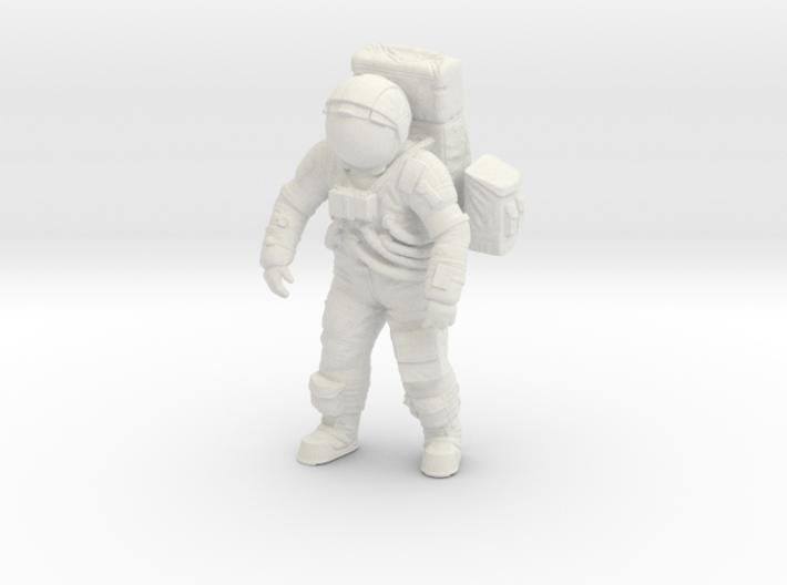 1: 16 Apollo Astronaut a7lb Type 3d printed