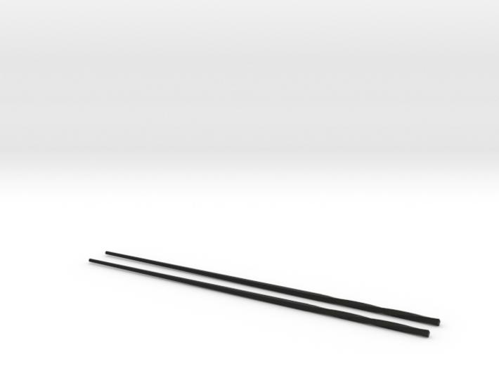 Ori Chopsticks 3d printed